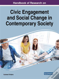 Wook.pt - Handbook Of Research On Civic Engagement And Social Change In Contemporary Society