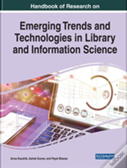 Wook.pt - Handbook Of Research On Emerging Trends And Technologies In Library And Information Science