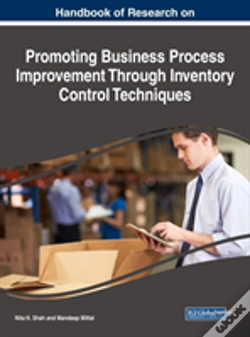 Wook.pt - Handbook Of Research On Promoting Business Process Improvement Through Inventory Control Techniques