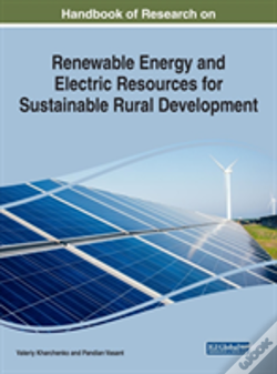 Wook.pt - Handbook Of Research On Renewable Energy And Electric Resources For Sustainable Rural Development