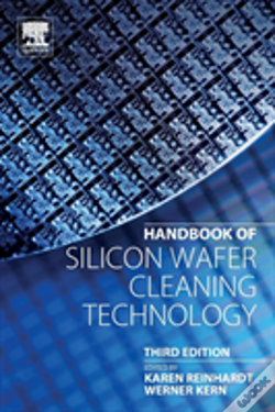 Wook.pt - Handbook Of Silicon Wafer Cleaning Technology