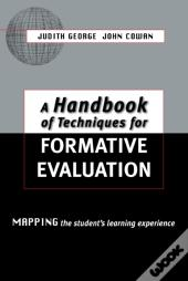 Handbook Of Techniques For Formative Evaluation