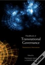 Handbook Of Transnational Governance