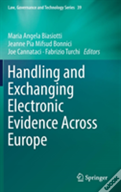 Wook.pt - Handling And Exchanging Electronic Evidence Across Europe