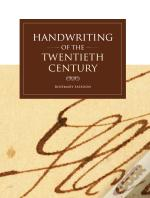 Handwriting Of The Twentieth Century
