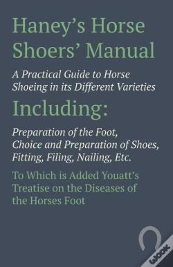 Wook.pt - Haney'S Horse Shoers' Manual