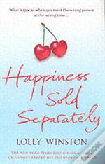 HAPPINESS SOLD SEPARATELY