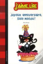 Happy Birthday Bad Kitty - N253 - Mai 2013