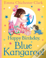 Happy Birthday Blue Kangaro Pb