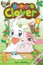 Happy Clover - Tome 1