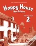 Happy House 2 - New Edition - Inglês 1 / 2 (1.Ciclo) - 2º ano - Activity Book