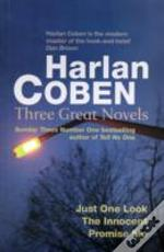 Harlan Coben'Just One Look', 'The Innocent', 'Promise Me'