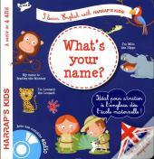 Harrap'S I Learn English : What'S Your Name ?