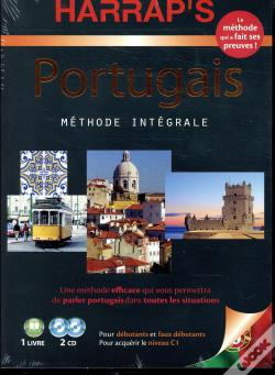 Wook.pt - Harrap'S Methode Integrale De Portugais - 2 Cd + Livre