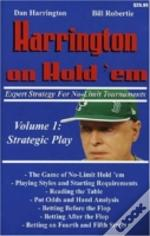 Harrington On Hold 'Emstrategic Play