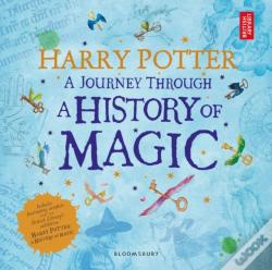 Wook.pt - Harry Potter A Journey Through a History Of Magic