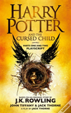 Wook.pt - Harry Potter And The Cursed Child - Parts One And Two