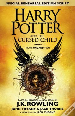 Wook.pt - Harry Potter and the Cursed Child - Parts I & II