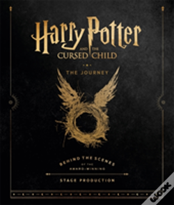 Wook.pt - Harry Potter And The Cursed Child: The Journey
