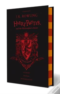 Wook.pt - Harry Potter And The Philosopher'S Stone - Gryffindor Edition