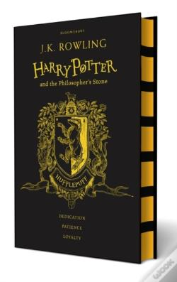 Wook.pt - Harry Potter And The Philosopher'S Stone - Hufflepuff Edition