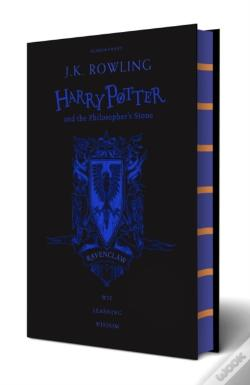 Wook.pt - Harry Potter And The Philosopher'S Stone - Ravenclaw Edition