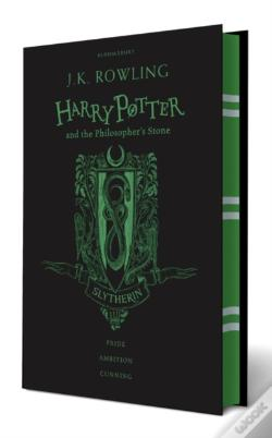Wook.pt - Harry Potter And The Philosopher'S Stone - Slytherin Edition