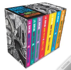 Wook.pt - Harry Potter Boxed Set: The Complete Collection Adult Paperback