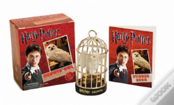Wook.pt - Harry Potter Hedwig Owl Kit And Sticker Book
