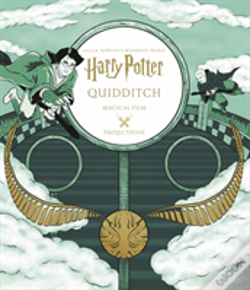 Wook.pt - Harry Potter: Magical Film Projections: Quidditch