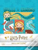 Harry Potter: Spells And Charms Hardcover Ruled Journal