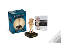 Wook.pt - Harry Potter Talking Dobby And Collectible Book