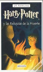 Harry Potter Y Las Reliquias De Lamuerte (7) (T)