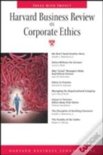 'Harvard Business Review' On Corporate Ethics