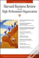 'Harvard Business Review' On The High-Performance Organization