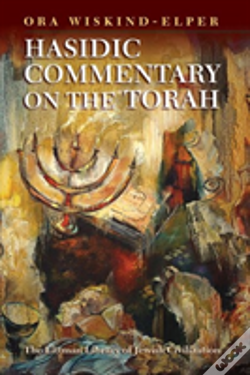 Wook.pt - Hasidic Commentary On The Torah
