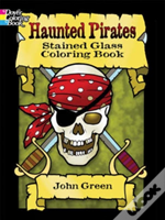 Haunted Pirates Stained Glass Coloring Book
