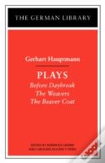 Hauptmann Plays