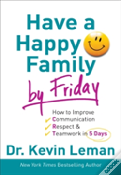 Wook.pt - Have A Happy Family By Friday