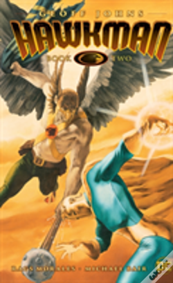 Wook.pt - Hawkman By Geoff Johns Book Two