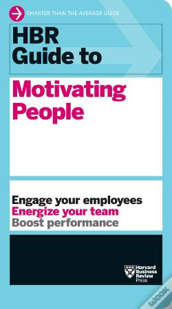 Wook.pt - Hbr Guide To Motivating People (Hbr Guide Series)