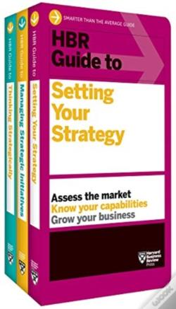 Wook.pt - Hbr Guides To Building Your Strategic Skills Collection (3 Books)