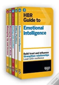 Wook.pt - Hbr Guides To Emotional Intelligence At Work Collection (5 Books) (Hbr Guide Series)