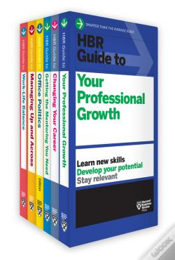 Wook.pt - Hbr Guides To Managing Your Career Collection (6 Books)