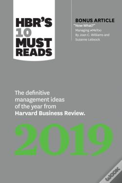 Wook.pt - Hbr'S 10 Must Reads 2019