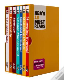 Wook.pt - Hbr'S 10 Must Reads Boxed Set With Bonus Emotional Intelligence (7 Books) (Hbr'S 10 Must Reads)