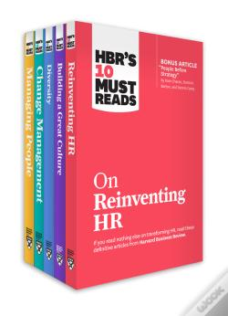 Wook.pt - Hbr'S 10 Must Reads For Hr Leaders Collection (5 Books)