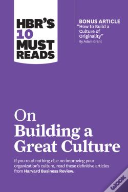 Wook.pt - Hbr'S 10 Must Reads On Building A Great Culture