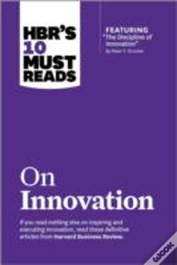Wook.pt - Hbr'S 10 Must Reads On Innovation