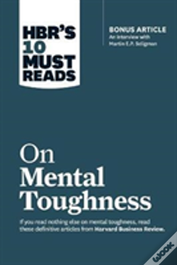 Wook.pt - Hbr'S 10 Must Reads On Mental Toughness (With Bonus Interview